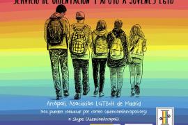 Denuncian una nueva agresión homófoba en Madrid a un joven que quedó inconsciente