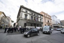 Terremoto de intensidad 5,4 en Italia