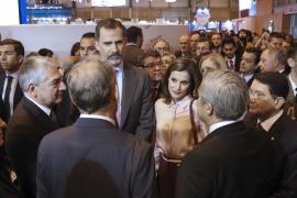 Los Reyes inauguran Fitur 2017 con destacada presencia empresarial e internacional