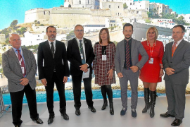 Ibiza prevé recibir este año a un mayor número de turistas y avanza la temporada a abril