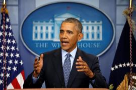 Obama defiende su legado en la última rueda de prensa en la Casa Blanca