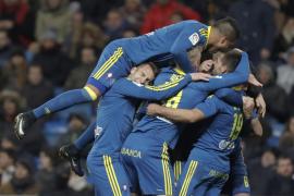 El Celta aprovecha sus ocasiones y complica el futuro copero del Real Madrid