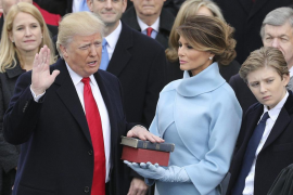 Trump, presidente: «Juntos, haremos Estados Unidos grande de nuevo»