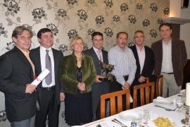 La Mesa Agrària entrega su premio Món Agrari