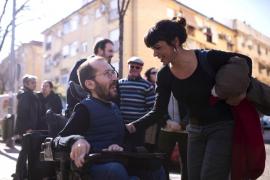 Echenique advierte que con Iglesias «enjaulado» Podemos sería «menos fuerte»