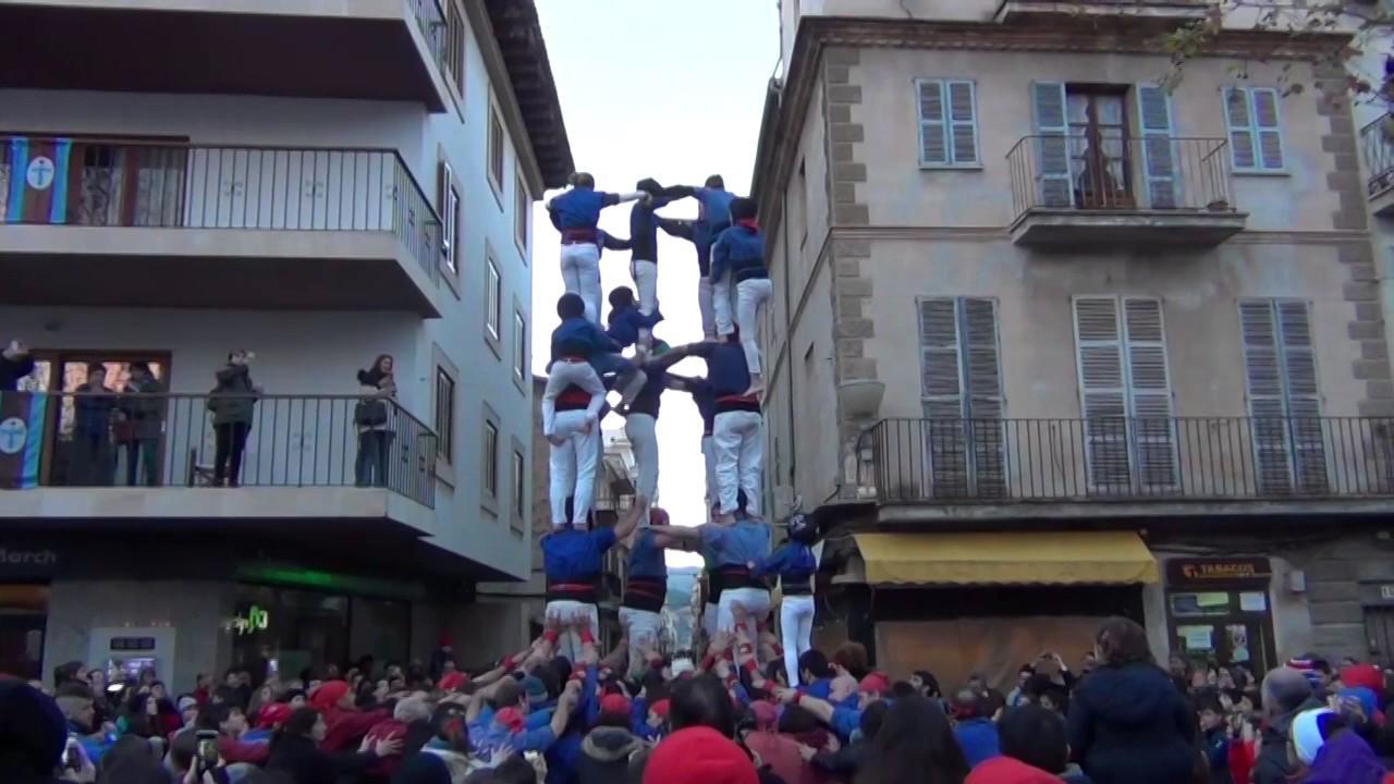 Muere un 'casteller' de la Vila de Gràcia que sufrió un accidente en 2013