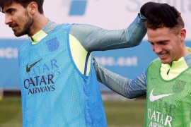 Un ibicenco entre la élite del Barça