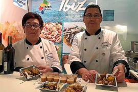 Ibiza presume de gastronomía y cocineros en la cumbre internacional culinaria Madrid Fusion