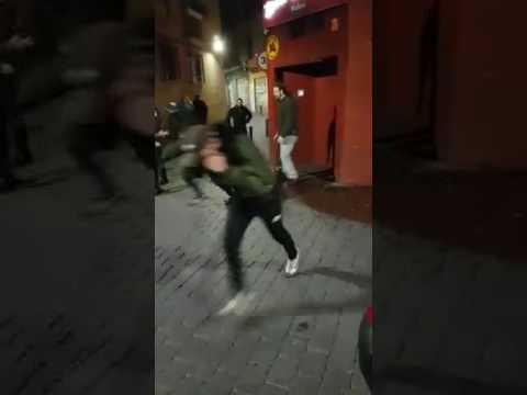 La paliza en un bar de Murcia pudo tener motivaciones políticas