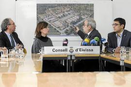 Ibiza destinará 10 millones para las futuras escuelas de Idiomas y Hostelería de sa Coma