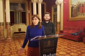 Camargo reclama que le corresponde a Podemos proponer un candidato para la presidencia