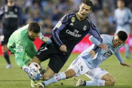 El Celta culmina la hazaña ante el Real Madrid
