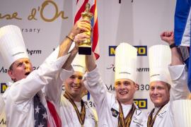 Estados Unidos gana el primer Bocuse d'or de su historia
