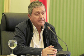 Guante blanco del PP con Jover en la comisión de las carreteras de Ibiza