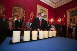El Parlament conmemora el Día Oficial del Holocausto