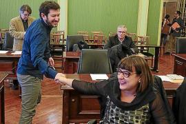 Huertas y Seijas cambian de escaño y se sentarán entre el PP y Ciudadanos