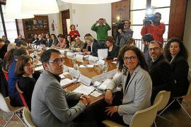 Barceló sugiere a los alcaldes del PP que renuncien a proyectos de la ecotasa