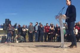 Pedro Sánchez anuncia su candidatura a la Secretaría General del PSOE