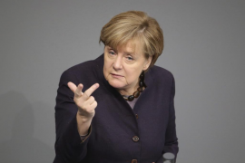 Merkel critica el veto de Trump a la entrada de ciudadanos de países musulmanes