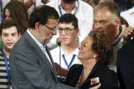 Rajoy asistirá a la adjudicación de la Llave de Oro del Municipalismo a Rita Barberá