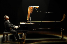 Recital de piano de Brenno Ambrosini en el III Festival Beethoven de Palma