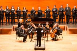 El Studium Aureum interpreta 'Johannespassion BWV 245' en el Conservatori