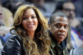 Beyoncé anuncia que está embarazada de mellizos