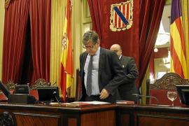Presión sobre Camargo, que insiste en su 'no es no' a presidir el Parlament