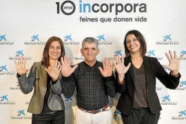 'Incorpora' de la Caixa facilita 3.452 empleos en Balears