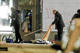 La policía sueca califica de «atentado terrorista» las explosiones de Estocolmo