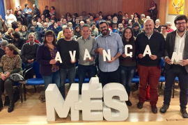 MÉS per Mallorca muestra su apoyo al conseller Vidal y critica «la campaña sucia» en su contra