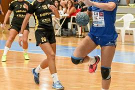 Ainhoa García regresa contra el líder