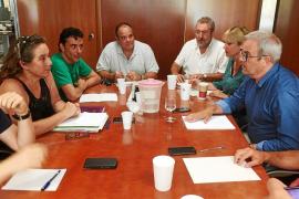Vicent Torres no ve peligrar la estabilidad del pacto con Podemos en el Consell d'Eivissa