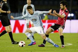 Celta y Alavés empatan a cero en la ida de semifinales de Copa del Rey
