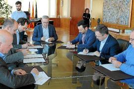 Las instituciones impulsan el uso del coche eléctrico en Ibiza