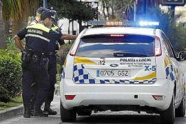 Denunciado un conductor de Sant Antoni que causó un accidente y huyó para evitar el test de alcoholemia