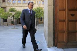 El 9N lleva a Artur Mas al banquillo y siembra dudas sobre su futuro político