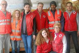 Un esfuerzo solidario desde Cala Llonga