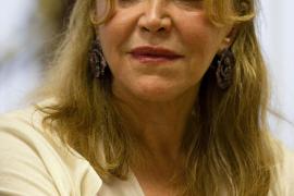 Tita desmiente un romance con Amador Mohedano