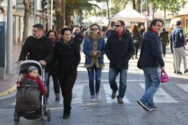Rock'n'Bars transforma las calles de Santa Eulària en un improvisado macroconcierto