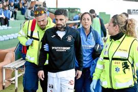 Javi Gallardo sale del hospital