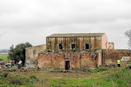 Formentera inicia las actuaciones para recuperar la finca de Can Ramon