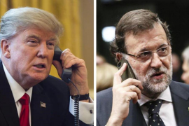 Rajoy se ofrece a Trump como interlocutor de EEUU en Europa y América Latina