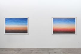 'Líneas de horizonte', de Cecilia Segura, en el Casal son Tugores