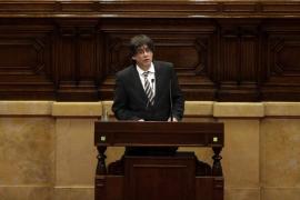 Puigdemont afea a Rajoy que se ofrezca como interlocutor a Trump y no a Catalunya