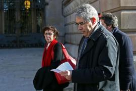 Homs aseguró al Govern que no era ilegal mantener el 9N tras la suspensión del Constitucional