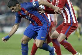 El Barça recurrirá las tarjetas de Luis Suárez y Sergio Busquets