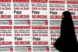 Turquía pagará a las abuelas por cuidar de sus nietos