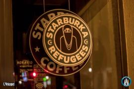 Un colectivo neonazi lanza una campaña contra Starbucks por contratar refugiados