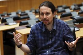 Iglesias dice que Errejón debería «rectificar» e ir «de cara»